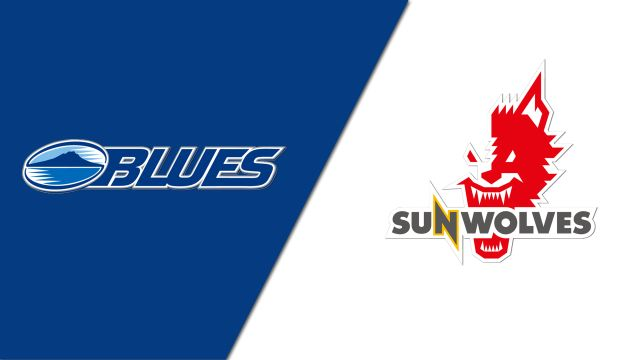 Blues vs. Sunwolves