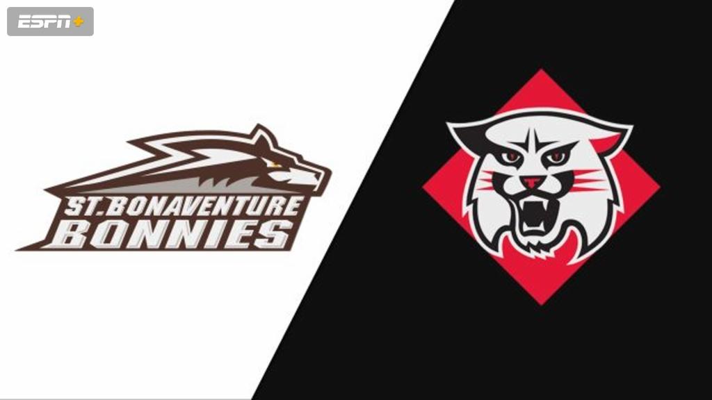 St. Bonaventure vs. Davidson (M Soccer)