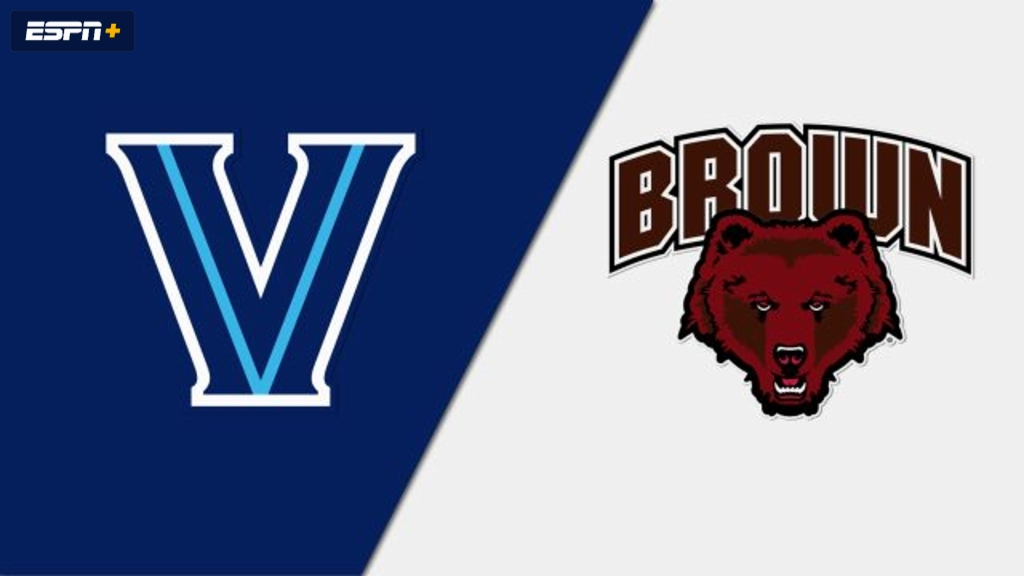 Villanova vs. Brown (M Lacrosse)