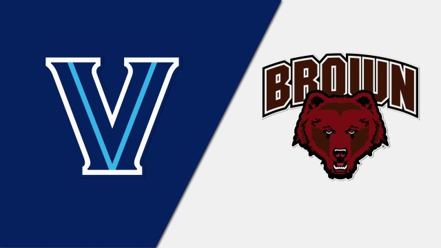 Villanova vs. Brown (M Lacrosse)