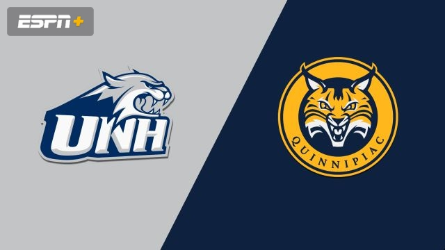 New Hampshire vs. Quinnipiac (M Basketball)
