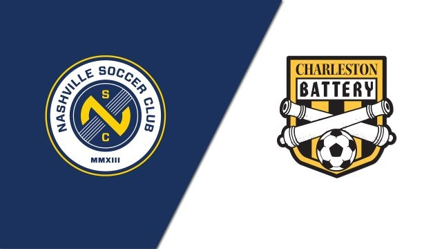 Nashville SC vs. Charleston Battery (Third Round) (U.S. Open Cup)