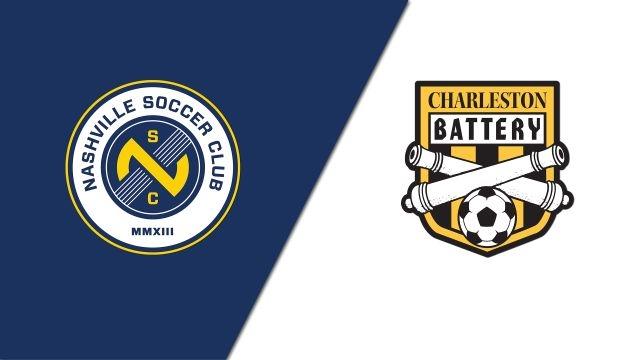 Nashville SC vs. Charleston Battery (Third Round) (U.S. Open Cup)