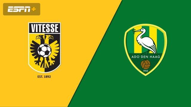 Vitesse vs. ADO Den Haag (Eredivisie)