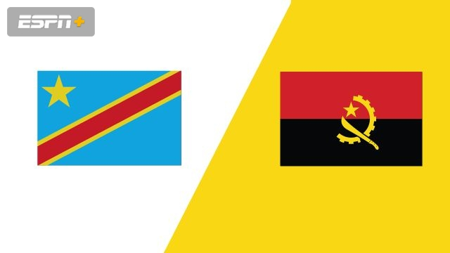 Dr Congo vs. Angola (Classification For 5th To 8th Place) (FIBA Women's Afrobasket)