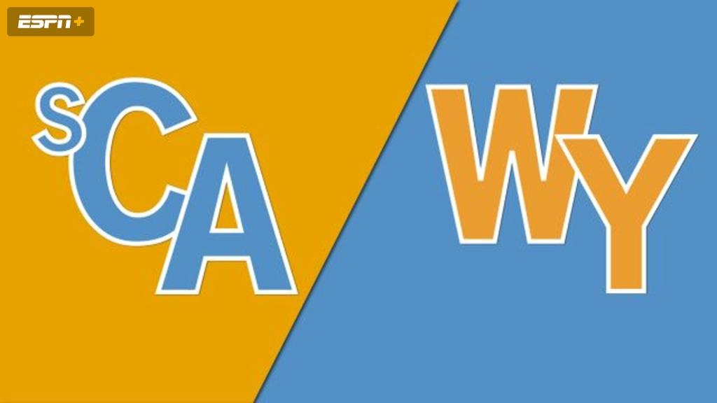 Los Angeles, CA vs. Gillette, WY (West Regional)