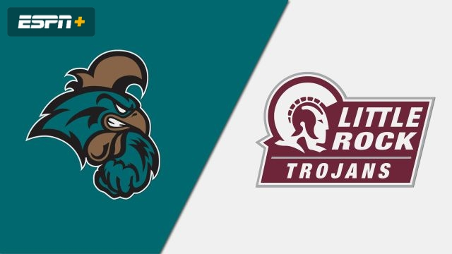 Coastal Carolina vs. Little Rock (M Basketball)