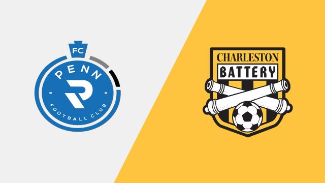 Penn FC vs Charleston Battery