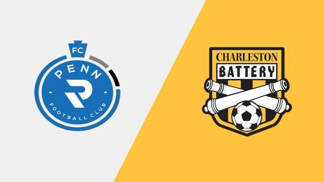 Penn FC vs Charleston Battery