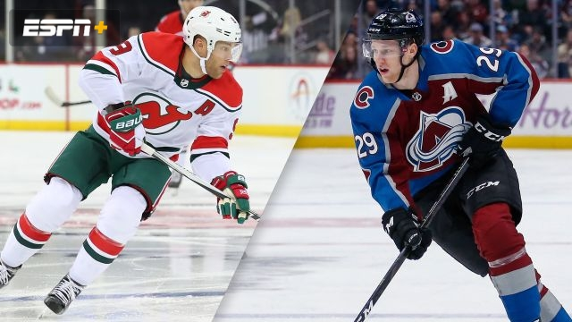 New Jersey Devils vs. Colorado Avalanche