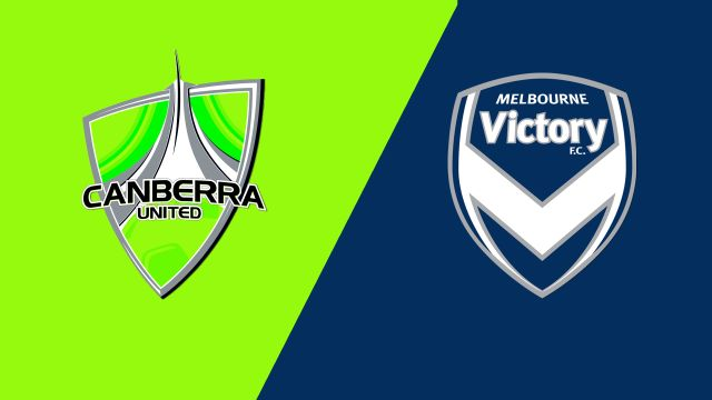 Canberra United vs. Melbourne Victory (W-League)