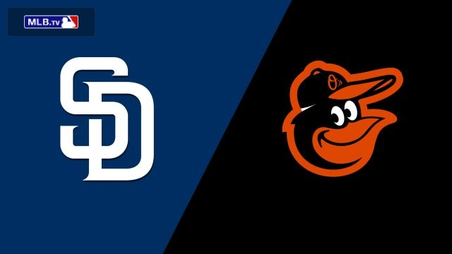 San Diego Padres vs. Baltimore Orioles