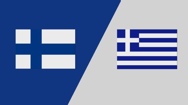 Finland vs. Greece (UEFA Nations League)