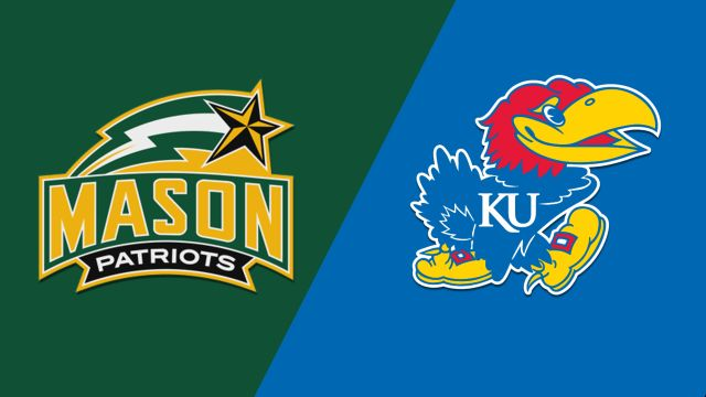 George Mason vs. Kansas (W Basketball)