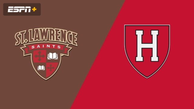 St. Lawrence vs. Harvard (M Hockey)