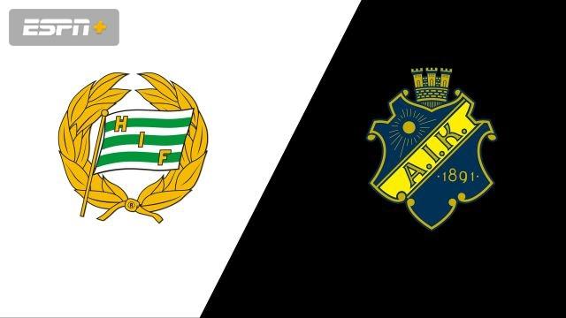 Hammarby Fotboll vs. AIK Fotboll (Allsvenskan)