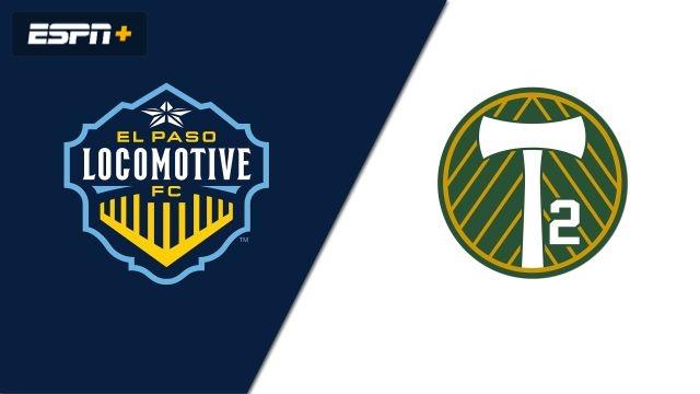 El Paso Locomotive FC vs. Portland Timbers 2 (USL Championship)