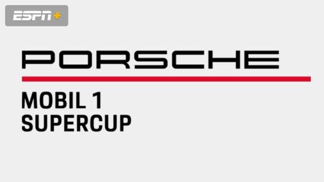 Porsche Supercup Austria Practice