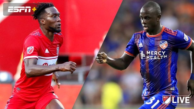 Chicago Fire vs. FC Cincinnati (MLS)
