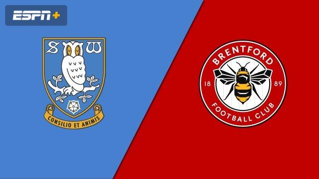 Sheffield Wednesday vs. Brentford (English League Championship)