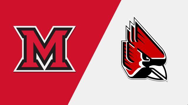 Miami (OH) vs. Ball State (M Basketball)