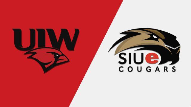 Incarnate Word vs. SIU-Edwardsville (M Basketball)
