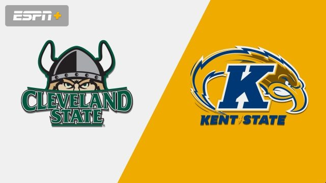 Cleveland State vs. Kent State (M Basketball)