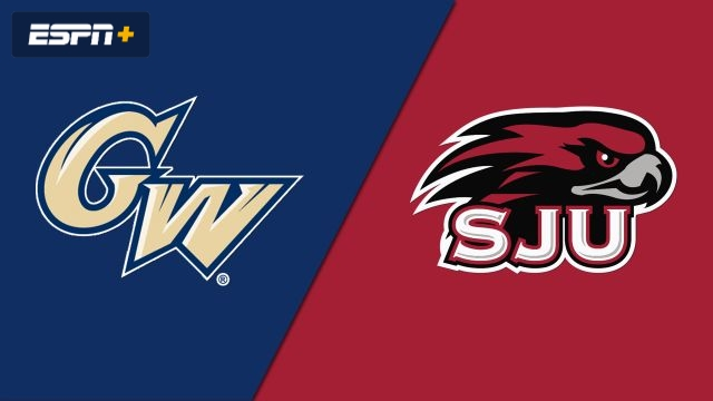 George Washington vs. Saint Joseph's (W Basketball)