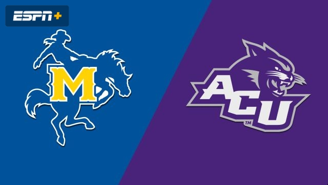 McNeese vs. Abilene Christian (Football)