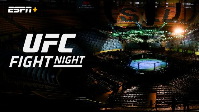 UFC Fight Night Post Show: Blachowicz vs. Jacare