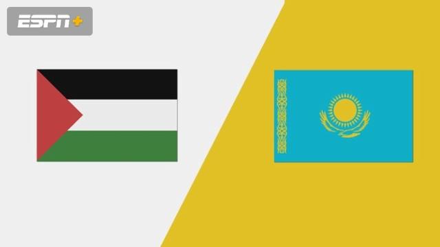 Palestine vs. Kazakhstan