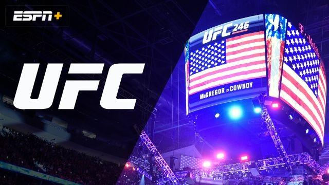 UFC 246 Post Show: McGregor vs. Cowboy