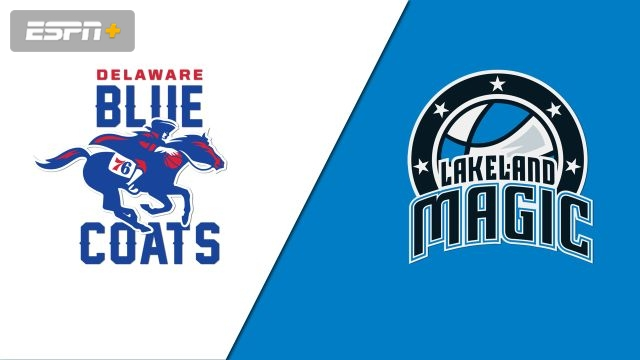 Delaware Blue Coats vs. Lakeland Magic