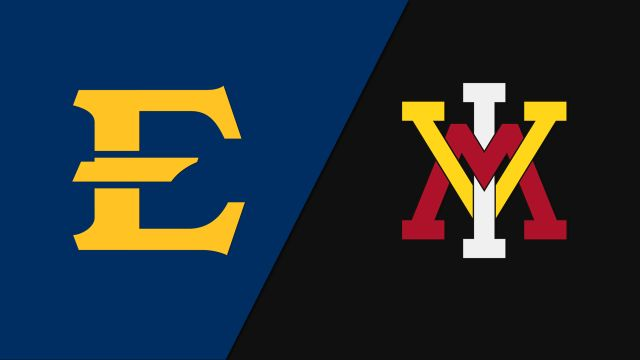 East Tennessee State vs. VMI (M Basketball)