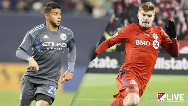 New York City FC vs. Toronto FC