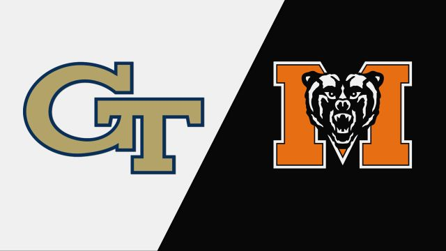 Georgia Tech vs. Mercer (Baseball)