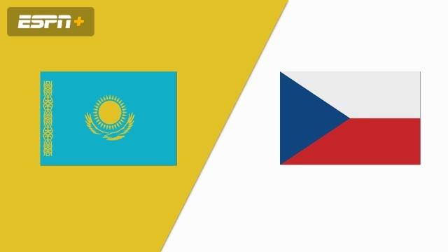 Kazakhstan vs. Czech Republic (Euro Beach Soccer League)