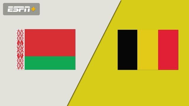Belarus vs. Belgium (Group Phase) (FIBA Women's EuroBasket 2019)