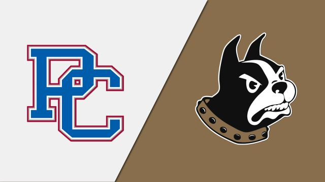 Presbyterian vs. Wofford (Football)