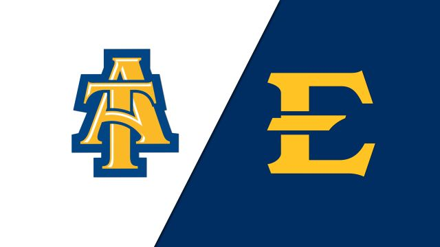 North Carolina A&T vs. East Tennessee State (W Basketball)