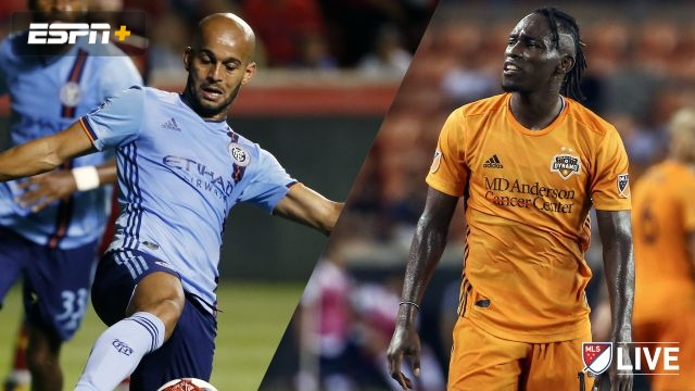New York City FC vs. Houston Dynamo (MLS)