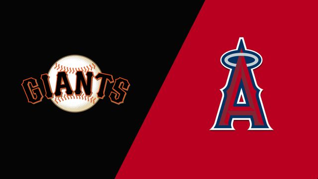 San Francisco Giants vs. Los Angeles Angels