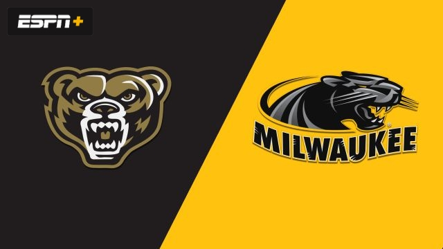 Oakland vs. Milwaukee (M Basketball)