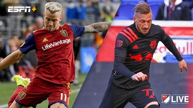 Real Salt Lake vs. New York Red Bulls (MLS)