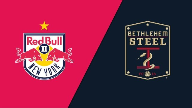 New York Red Bulls II vs. Bethlehem Steel FC (USL Championship)