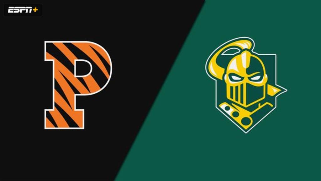 #5 Princeton vs. #6 Clarkson (W Hockey)