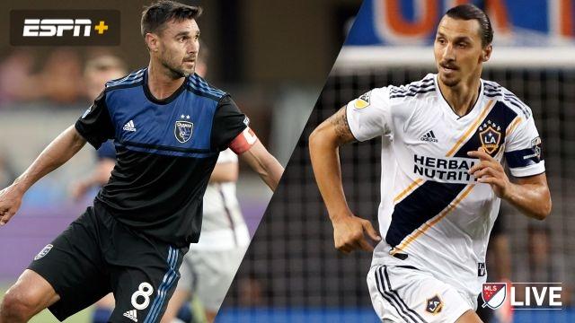 San Jose Earthquakes vs. LA Galaxy (MLS)