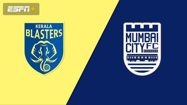 Kerala Blasters FC vs. Mumbai City FC