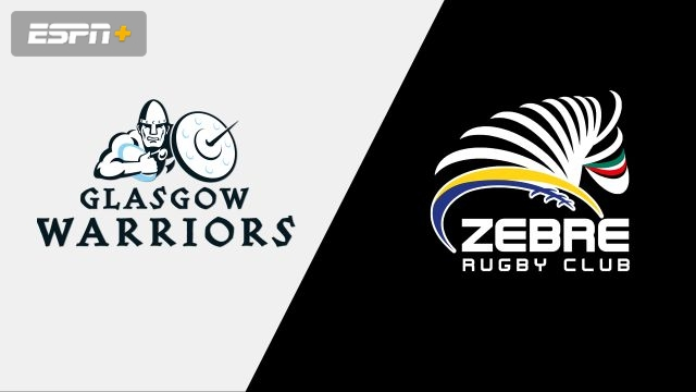 Glasgow Warriors vs. Zebre Rugby Club (Guinness PRO14 Rugby)