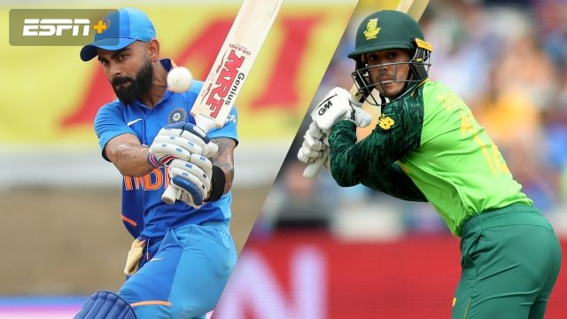 India vs. South Africa (2nd T20)